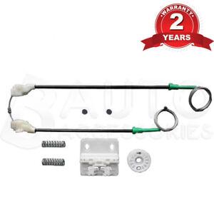 Land-Rover-Freelander-Electrico-Kit-De-Reparacion-Regulador-de-Ventana-Trasero-Derecha