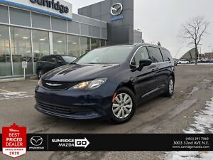 2018 Chrysler Pacifica L