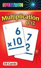 Multiplication 0-12 Flash Cards by Spectrum