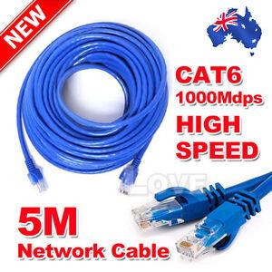 Eway-5M-High-Quality-RJ45-Cat-6-CAT6-Ethernet-LAN-Network-Cable-100M-1000Mbps