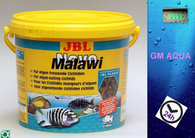 JBL NovoMalawi*NOVO MALAWI JBL* super quality fish food flake*1st class postage