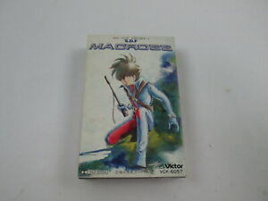 Macross-I-VCK-6057-Cassette-Tape-Japan-ver