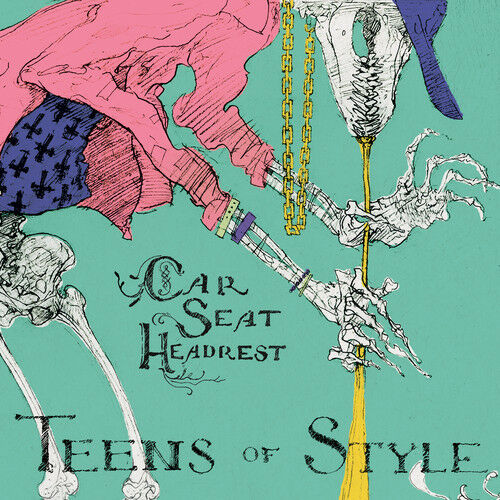 Car Seat Headrest - Teens of Style [New CD]