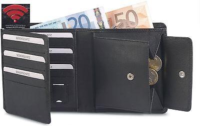 Bodenschatz Herren Geldbörse Herrenbörse Brieftasche Leder Wallet Portemonnaie