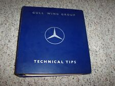 1956 Mercedes Benz 300SL 300 SL Class Gullwing W198 Shop Service Repair Manual