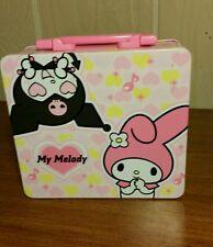 Sanrio My Melody Kuromi Mini Trinket Lunchbox Rare
