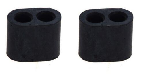 neu 2 x OPEL FRONTERA A Auspuff Gummi Halter Abgasanlage