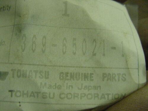 NIB OEM TOHATSU 4-5 HP Impeller Water Pump 369-65021-1    C62