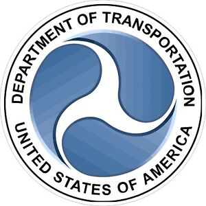 U-S-Department-of-Transportation-Seal-Decals-Stickers