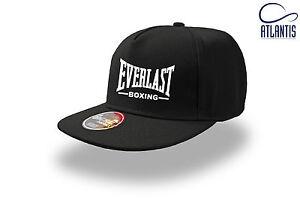Cappellino-visiera-piatta-Bodybuilding-Fitness-Palestra-Everlast