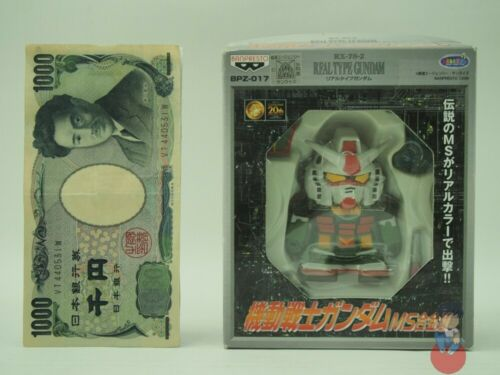 Vari Personaggi BANPRESTO BPZ Super Robot Wars SD Figure Collection