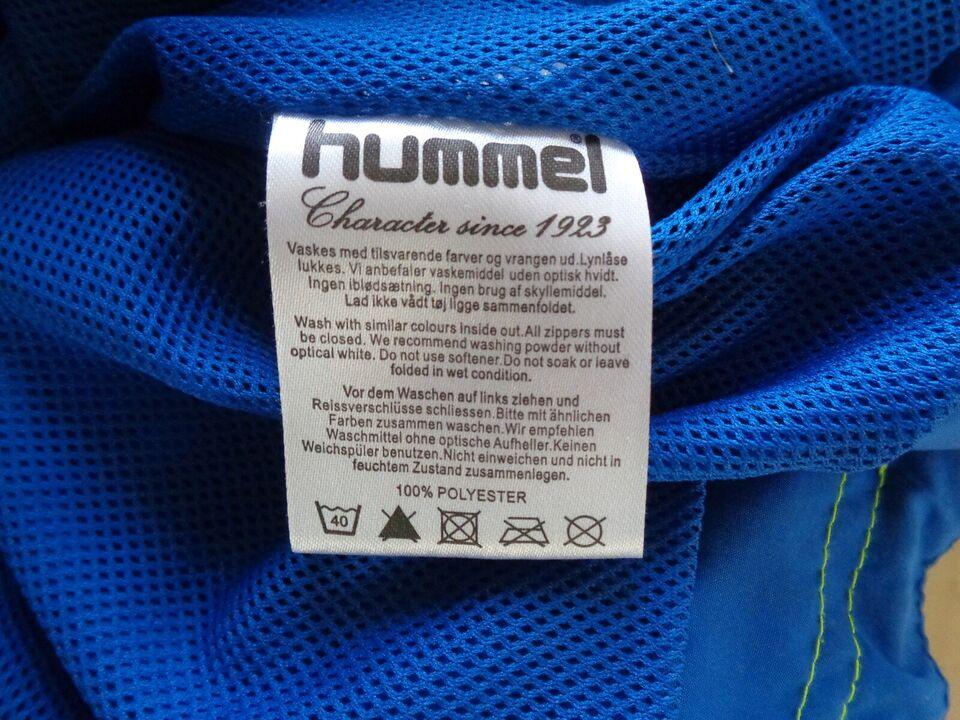 Fodboldtrøje, overtrækstrøje, Hummel