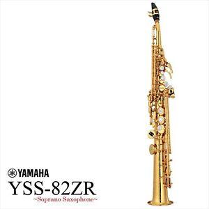 YAMAHA-YSS-82ZR-Custom-Z-Soprano-Saxophone-w-Case-NEW