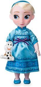 Disney Frozen Elsa Animator collection poupée 39 cm de hauteur & Olaf Jouet Doux