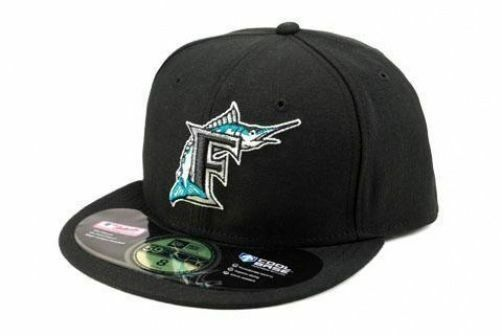 Buy MLB Florida Marlins Era 59fifty 5950 Fitted Hat Cap Black Old Logo 6  7 8 online  36cea1da01f