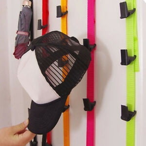 ALS-KE-ITS-Adjustable-Home-Door-Closet-Hat-Bag-Storage-Holder-Racks-Organizer