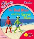 Oxford Reading Tree: Level 4: More Songbirds Phonics: the Red Man and the Green Man by Julia Donaldson (Paperback, 2012)