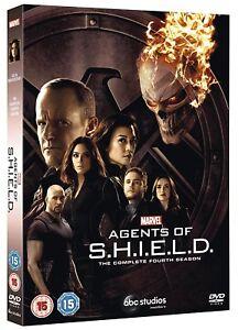 MARVEL-039-S-AGENTS-OF-S-H-I-E-L-D-SHIELD-STAFFEL-4-DVD-DEUTSCH-NEUWARE-OVP