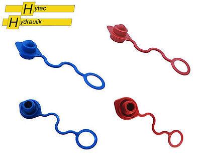 Staubschutz-Set für Hydraulikkupplungen *Neuware*
