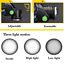 990000LM-Rechargeable-Head-light-LED-Tactical-Headlamp-Zoomable-2x-Charger-18650 thumbnail 8