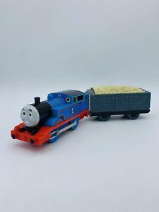 "TOMY Trackmaster Thomas & Friends ""TALKING THOMAS"" 2009 WORKING Motorized Train"