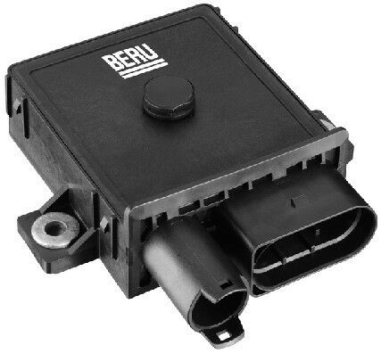 Glow Plug Timer Relay Iss fits BMW 525 E61 2.5D 2004 on Beru 12217788327 New
