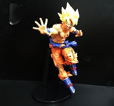 "BP DragonBall Z BZD colosseum BARDUCK pvc Statue figure 9/"" loose no box"