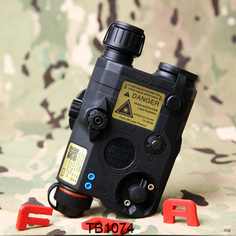 FMA PEQ LA5-C LED White Light + Red Laser with IR Lenser Upgrade Version 3 color