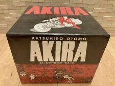 Akira Ser Akira 35th Anniversary Box Set By Katsuhiro Otomo 2017 Hardcover For Sale Online Ebay