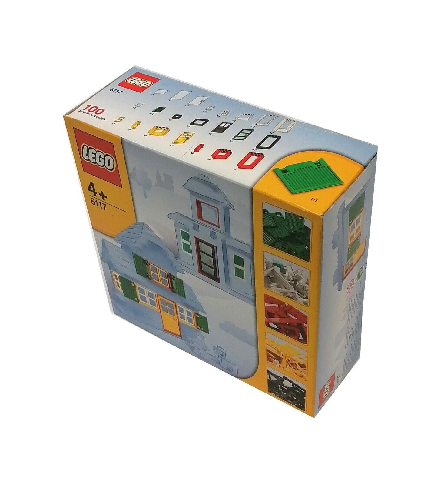 LEGO Steine & Co 6117 - Türen und Window -  NEU & OVP