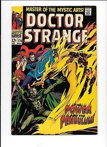 Doctor-Strange-174-November-1968