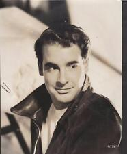 Philip Gilbert handsome face close up 1950s original movie photo 16113