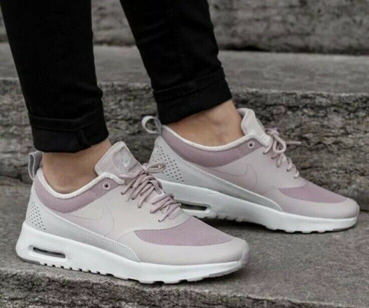 grossiste 0e850 04a82 NIKE NIKE NIKE AIR MAX THEA LX PARTICLE pink WOMEN'S RUNNING ...