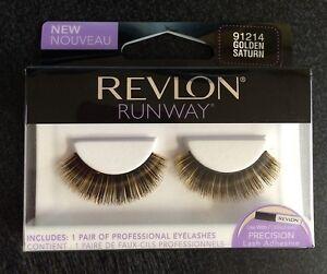 588bfdc4716 Revlon Runway Eyelashes - Golden Saturn - 91214 79181912143 | eBay