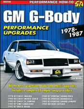 G-BODY PERFORMANCE MANUAL UPGRADES SHOP GUIDE BOOK HIND