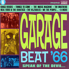 Garage Beat '66, Vol. 6: Speak of the Devil by Various Artists (CD, Apr-2007,...