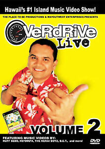 Overdrive-viven-Dvd-Vol-2