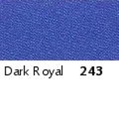 DARK ROYAL FULL ROLL Berisfords Double Satin Ribbon Choose from 8 widths