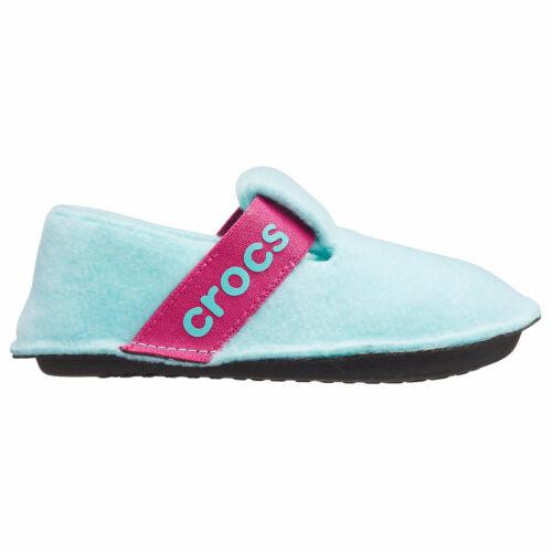 Crocs Classic Kids Slipper In  Turquoise blue New Season