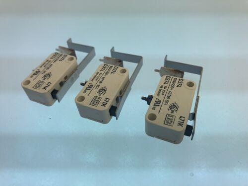 3x enschalter référence Interrupteur Cherry d374 471k