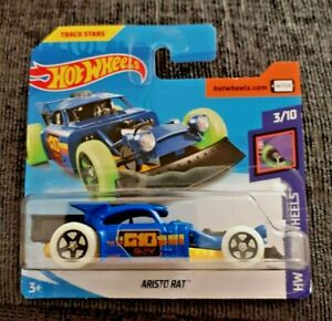 Mattel-Hot-Wheels-Aristo-Rata-Nuevo-Sellado