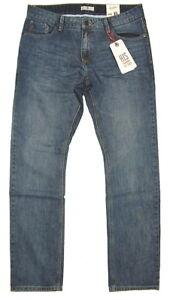 HIS-Jeans-STANTON-100-Baumwolle-Groesse-waehlbar-blizzard-blue-9316-1B-Ware
