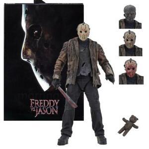 Freddy-vs-Jason-Ultimate-Jason-Voorhees-7-034-Action-Figure-Horror-Neca