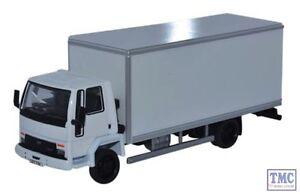 76FCG002 Oxford Diecast 1:76 Scale Ford Cargo Box Van White