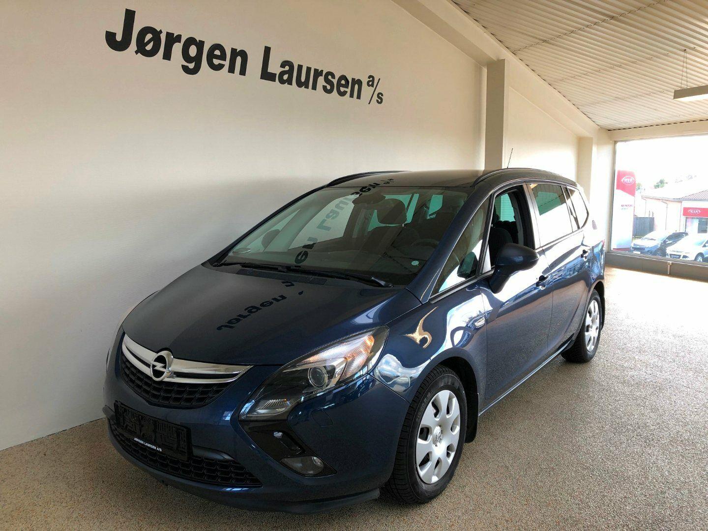 Opel Zafira Tourer 2,0 CDTi 130 Enjoy eco 5d - 119.800 kr.