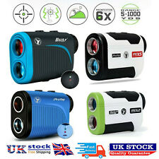 6X 1300yds Telescope Laser Range Finder Rangefinder Distance Height Speed Meter