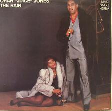 """ORAN """"JUICE"""" JONES THE RAIN 12"""" MAXI SINGLE (h515)"""