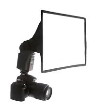Hot Photography Flash Soft box Diffuser For Canon EOS Nikon SB900 Speed Light