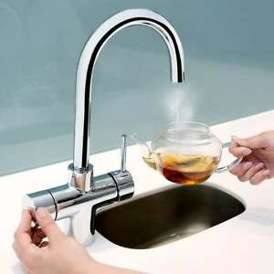 Bristan Gallery Rapid 3 In 1 Boiling Water Tap Kitchen Hot Water Gll