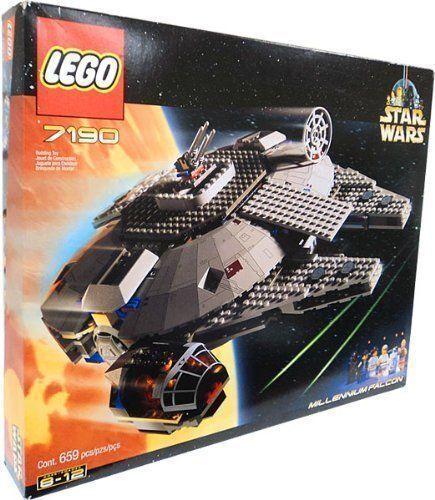 Lego Star Wars 7190 Large Millennium Falcon New Sealed